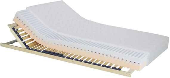 TEMPO KONDELA Tempo 10 obojstranný penový matrac 80x200 cm PUR pena látka