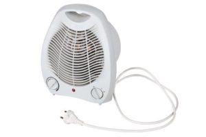 Ohrievače: Teplovzdušný ohrievač - ventilátor