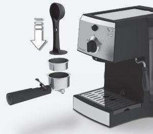 Držiak filtera na kávovare Electrolux EEA 111
