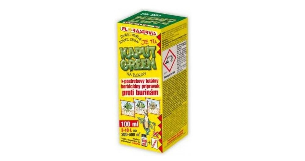 Kpaut Green 100 ml balenie