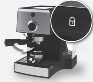 Ako pripraviť kávu na espresse Electrolux EEA 111