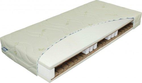 Pružinový matrac Materasso admiral bio hydrolatex