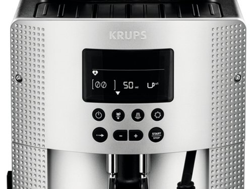 LCD displej kávovaru KRUPS EA 815E Espresseria Auto Pisa S line