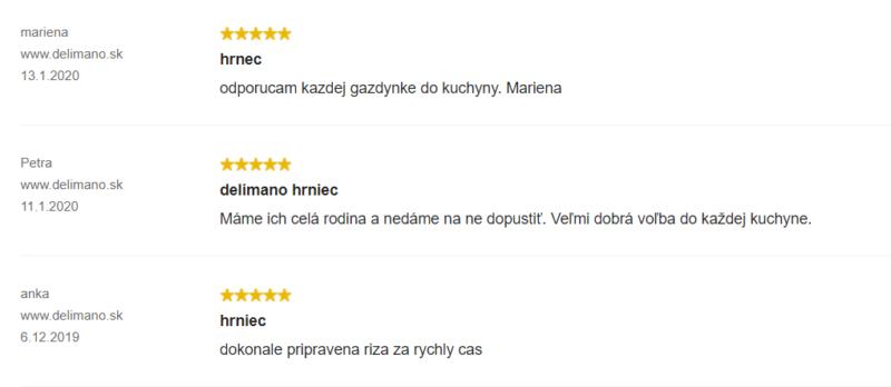 Multifunkčný hrniec Delimano - recenzie