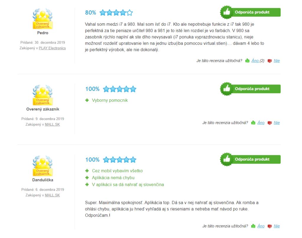 iRobot Roomba 981 - recenzie