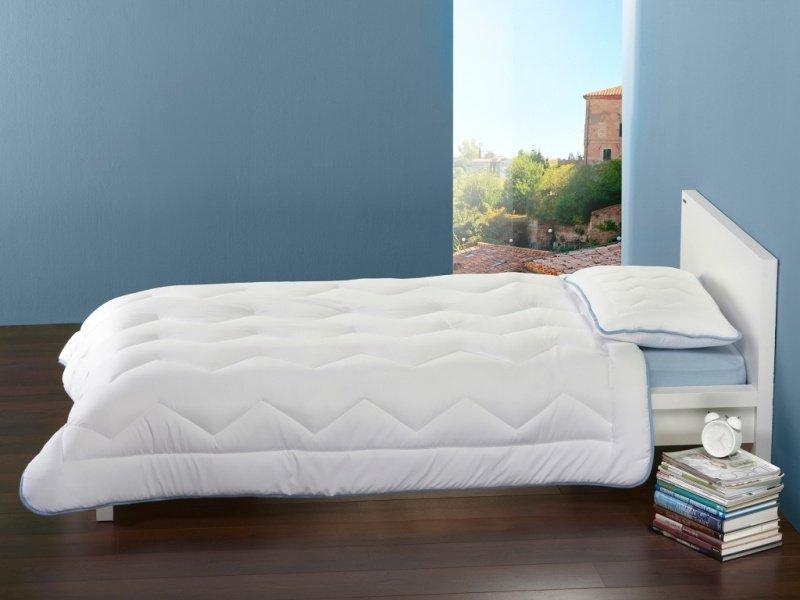 Paplón Dormeo Siena na posteli