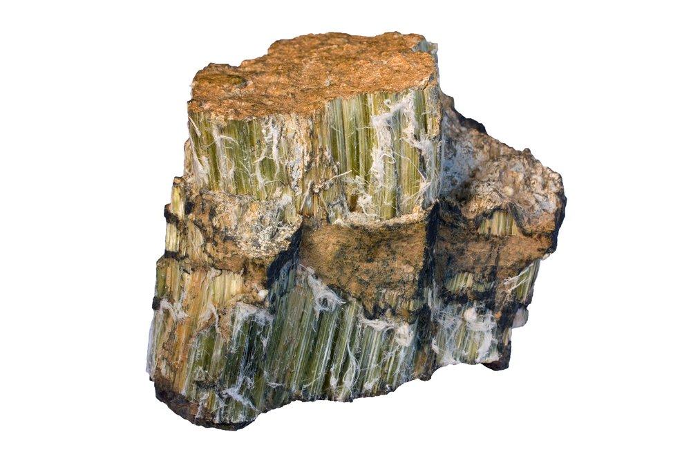 Azbestová hornina