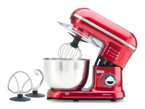 Červený kuchynský robot Delimano