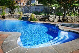 Rezidenčný bazén