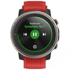Xiaomi Amazfit Stratos 3 - prehrávanie hudby