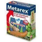 METAREX M proti slimákom