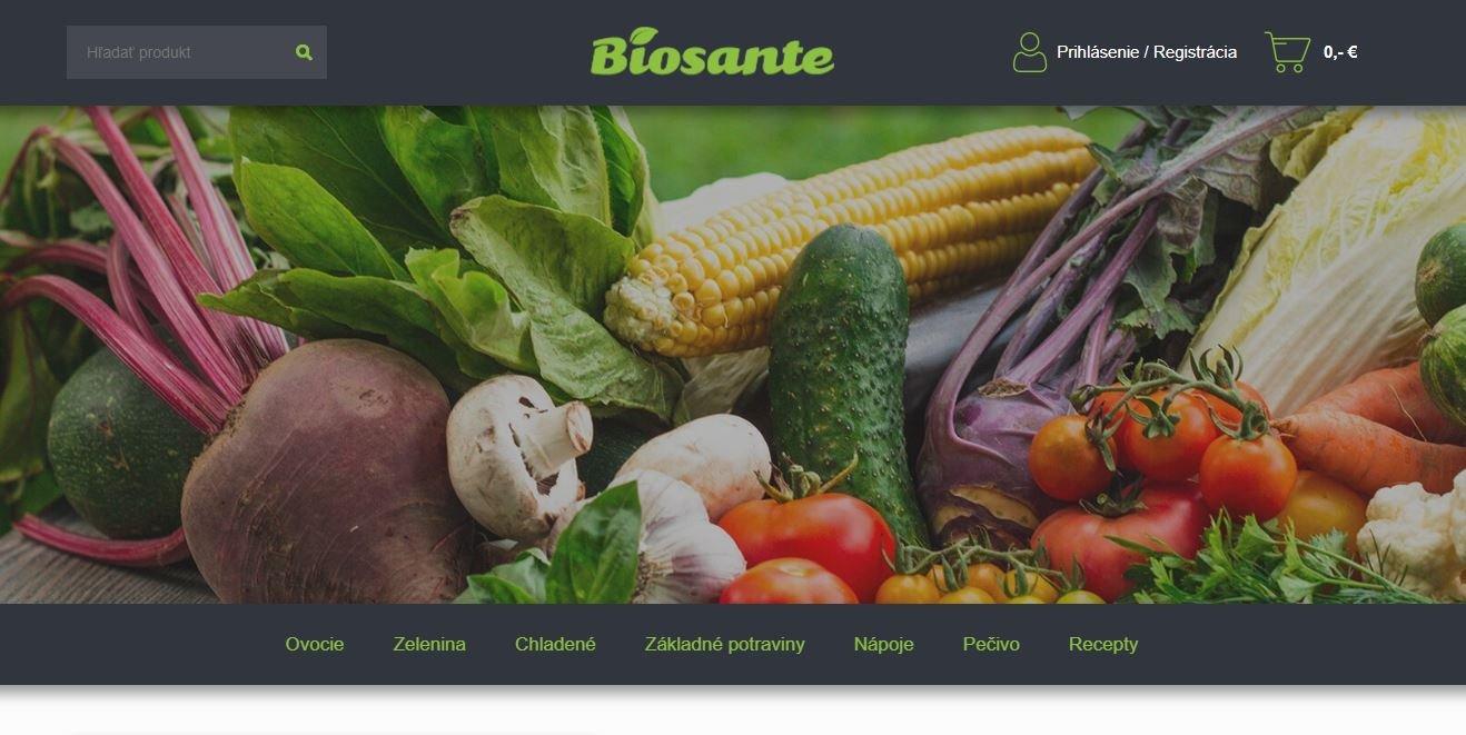 Bioasante - eshop