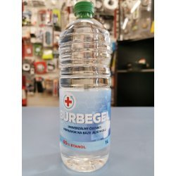 Burbegel dezinfekčný prípravok 1 l