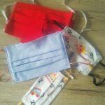 7 tipov, ako si doma vyrobiť rúško - kedy ho nosiť, ako často ho prať a ako dezinfikovať