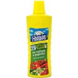 Forestina Hoštické tekuté hnojivo na rajčiny a papriky 500 ml