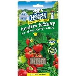 Forestina Hoštické tyčinkové hnojivo na rajčiny,papriky a uhorky 20ks