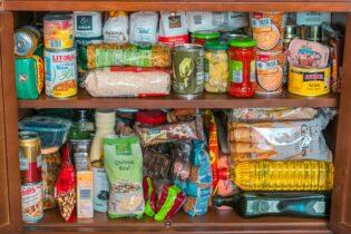 Potraviny do zásoby