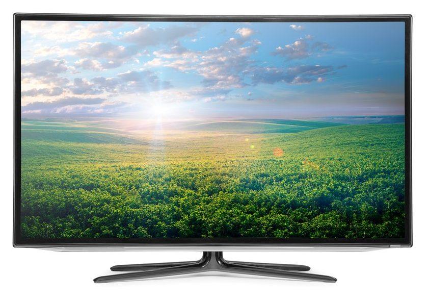 moderný LCD televízor