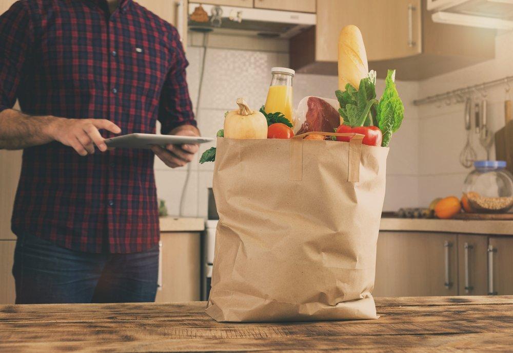 Rozvoz potravín, zeleniny, ovocia
