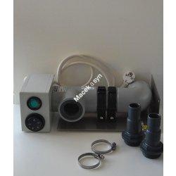 VÁGNER POOL kúrenie EOVnTi-3, 3 kW, 230 V