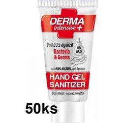 Derma Intensive+ dezinfekčný antibakteriálny gél na ruky