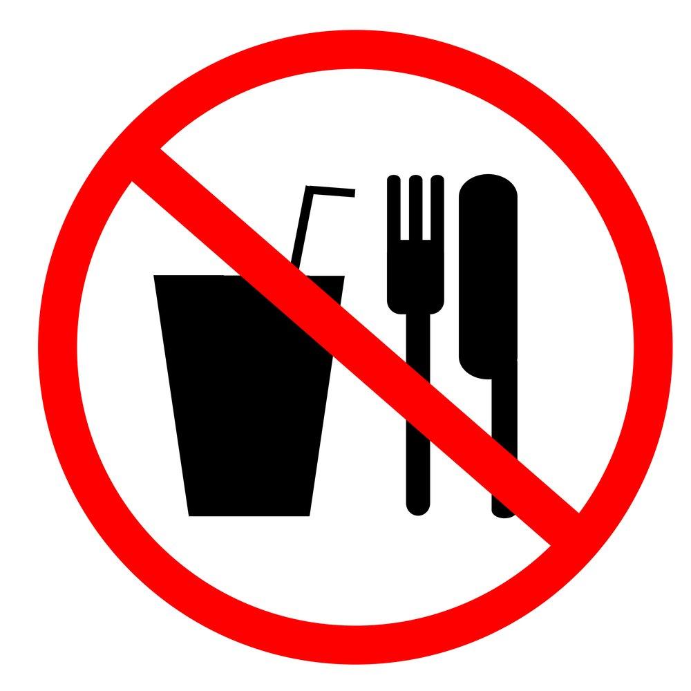Potraviny do zásoby: nevhodné potraviny