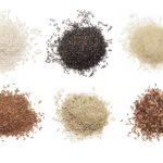 Potraviny do zásoby: ryža