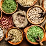 Potraviny do zásoby: strukoviny