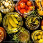 Potraviny do zásoby: zaváraniny