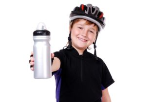 Zdravá fľaša pre deti