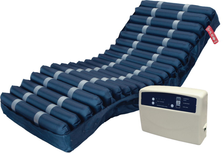 Aktívny antidekubitný matrac