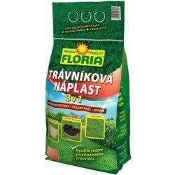 Agro Floria hnojivo Trávníková náplast 3 v 1 1kg