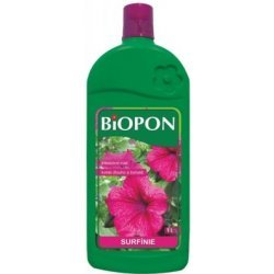 Biopon tekutý – surfinie, petunie 1 l