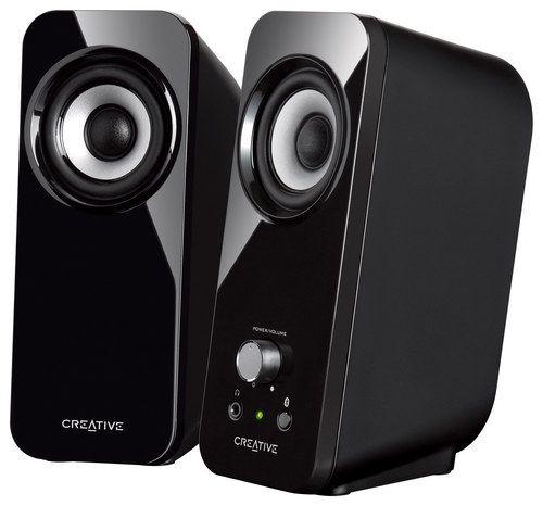 klasické stereo reproduktory