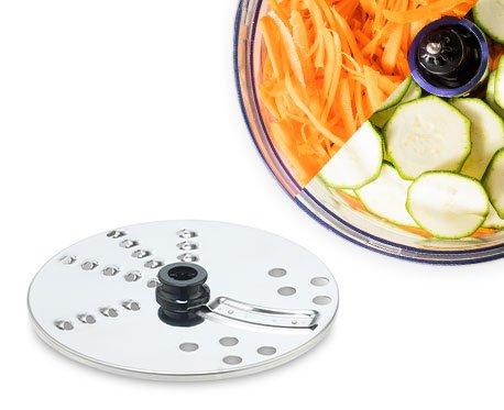 Multifunkčný kuchynský robot Delimano 7 v 1 - strúhanie