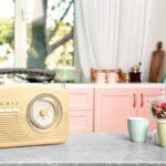 Ako si vybrať kuchynské rádio - populárne sú tie pod linku
