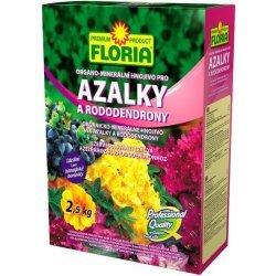 Agro Floria hnojivo OM pro azalky a rododendrony 2,5 kg