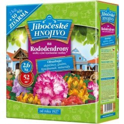 Forestina Jihočeské rododendrony a azalky 2 kg