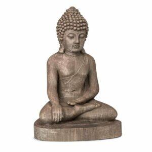 Gautama záhradná socha