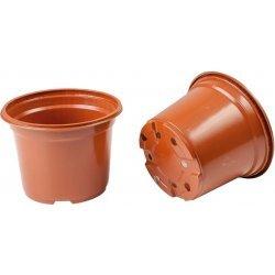 Kvetináč Strend Pro, na priesady, okrúhly 10,5×10,5×8,5 cm,