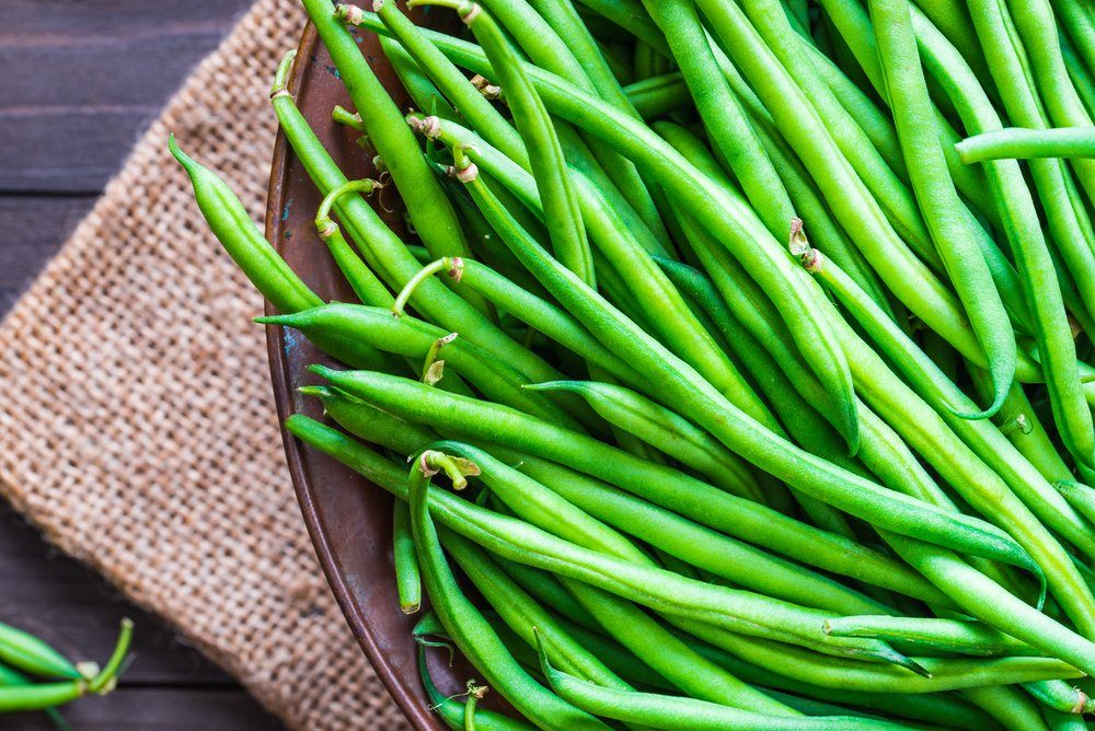 Zelená fazuľa