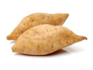 Sladké zemiaky odrody Vardaman