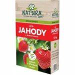 AGRO CS Organické hnojivo na jahody a drobné ovocie Natura 1,5 kg