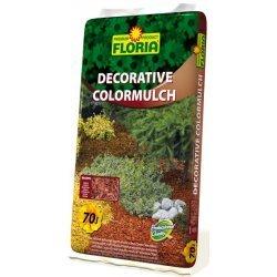 Agro FLORIA Decorative ColorMulch 70 l hnědá