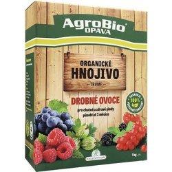 AgroBio TRUMF organické hnojivo drobné ovocie 1 kg