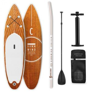 Capital Sports Downwind Cruiser M nafukovací paddelboard