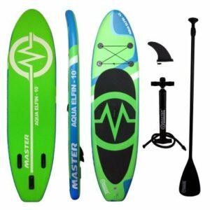 Paddleboard MASTER Aqua Elfin – 10 | NAJLACNEJSISPORT.SK | Výrobca MASTER