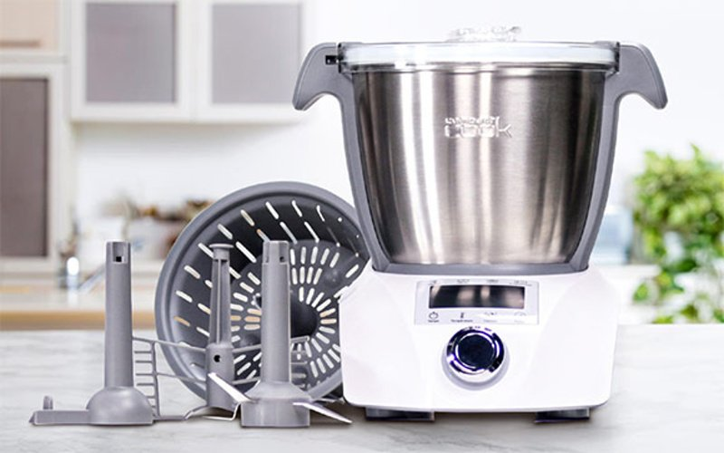 Kuchynský robot a varič Compact Cook