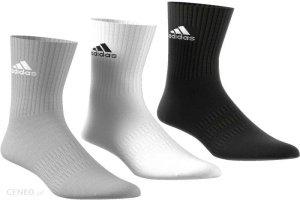 Adidas ponožky sivá, biela a čierna