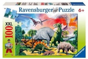 Detské puzzle so zvieratkami